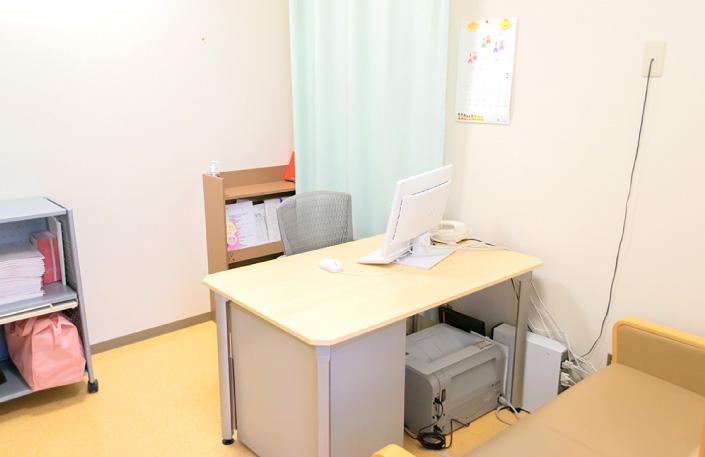 保健指導室
